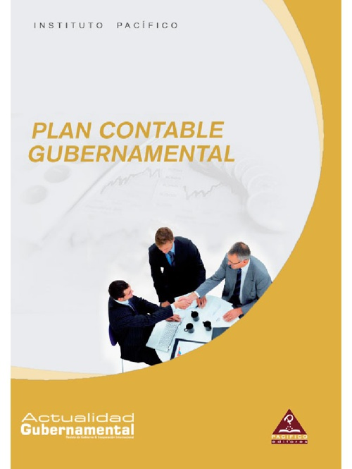 Plan contable gubernamental