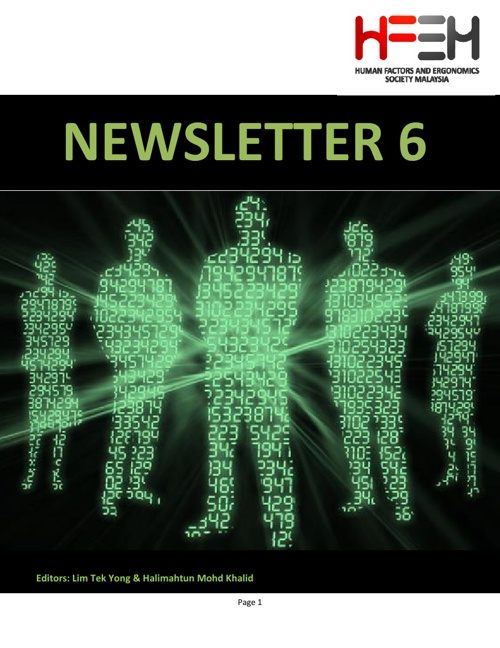 HFEM Newsletter No 6