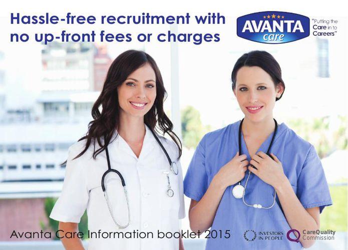 Avanta Care Client book