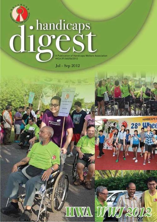 HWA Digest July - September 2012