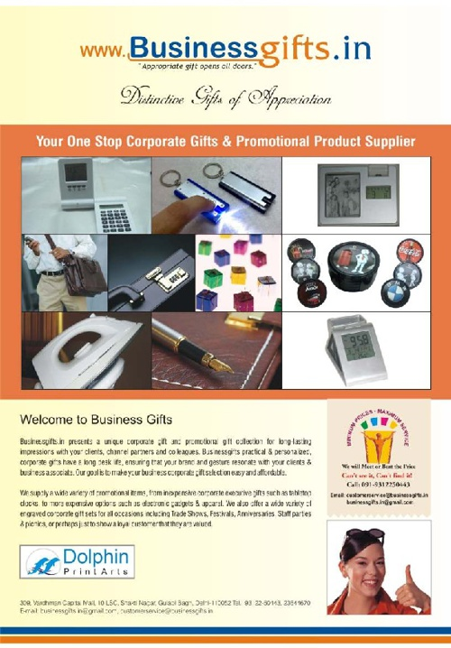 Businessgifts Catalog