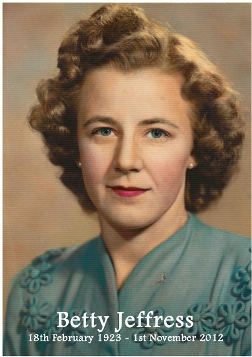Betty Jeffress