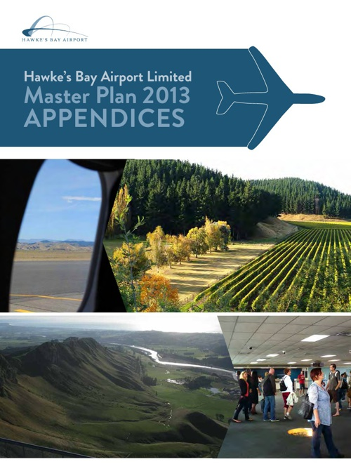 HB Airport Master Plan Volume 2 -  Appendices