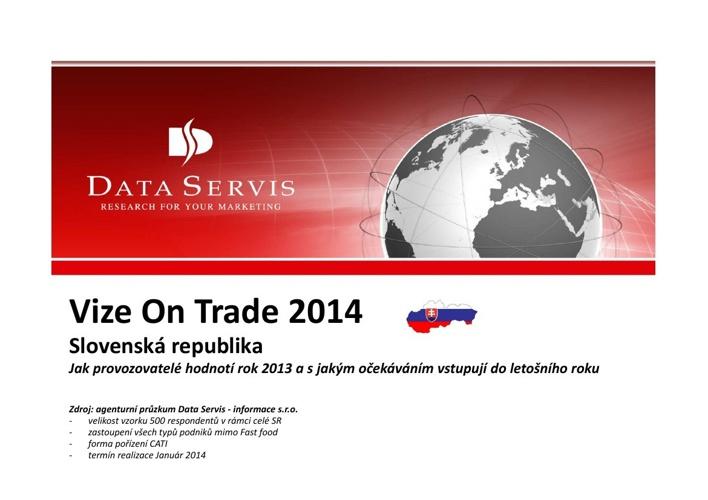 Vize on Trade SR