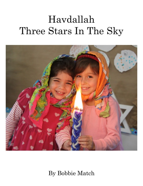 Havdallah Three Stars in the Sky