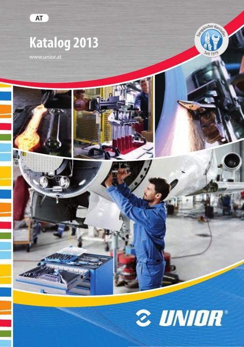 Unior katalog AT 2013-2014
