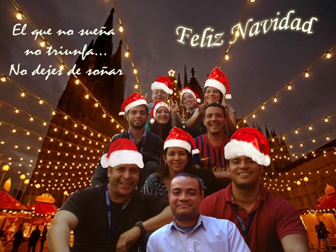 Mensaje Navidad de la DTI