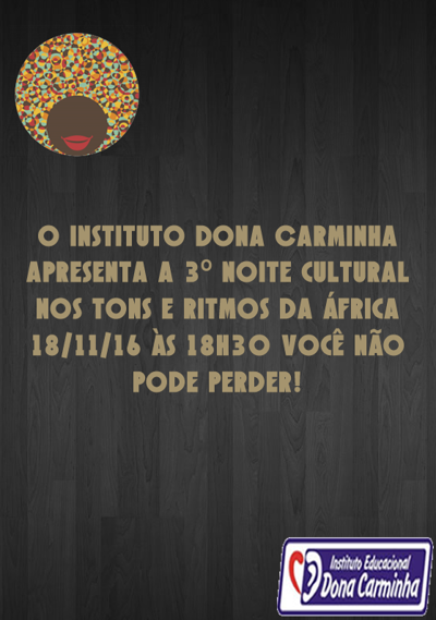 No tom e ritmos da africa