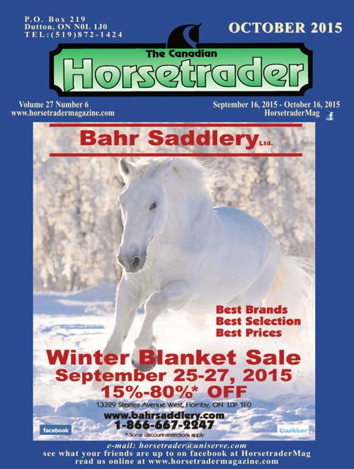Horsetrader Magazine October 2015