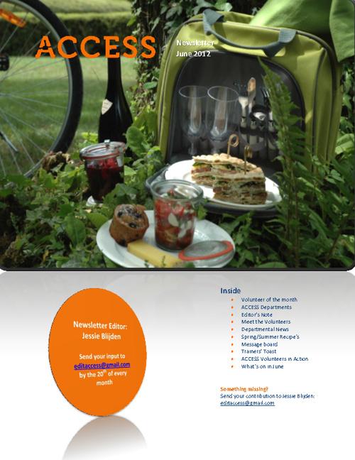 ACCESS Newsletter June '12