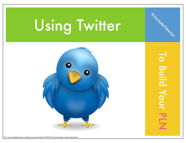 Using Twitter To Build Your PLN