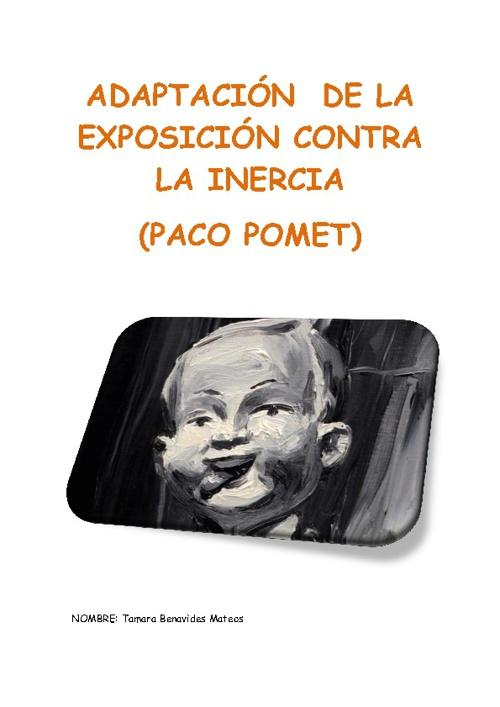 Adaptacion Paco Pomet