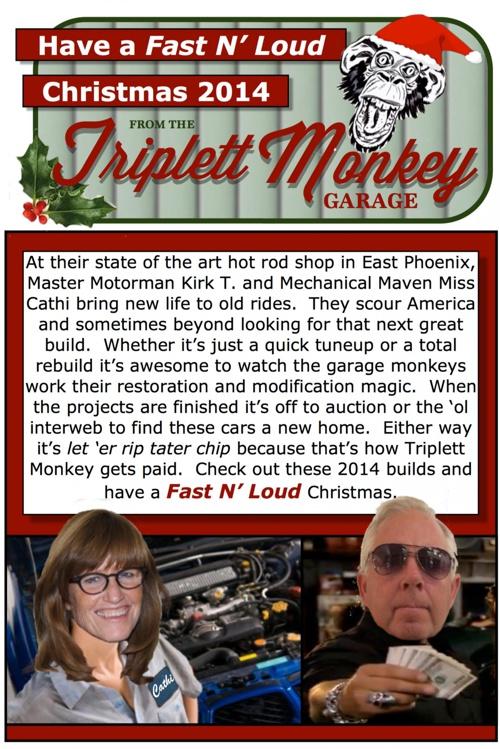 2014 Triplett Family Christmas Letter