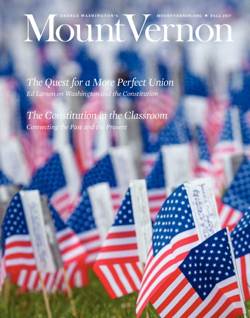 Mount Vernon Magazine, Fall 2017
