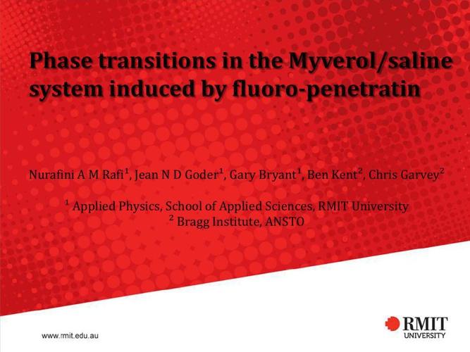 Honours final presentation revise
