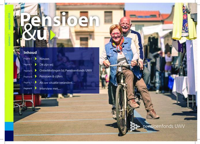 Pensioenfonds UWV: Pensioen & U nr.7