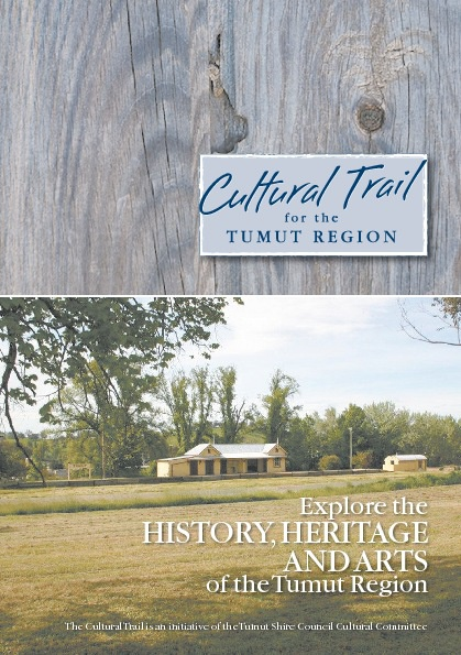 Cultural Trail for the Tumut Region
