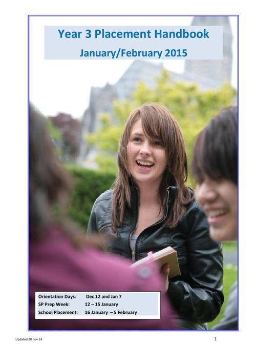 Year 3 SP 2 Handbook 28 11 14