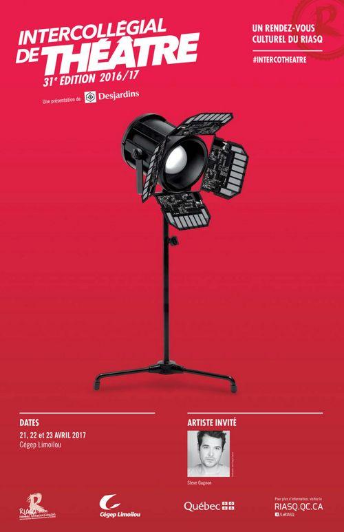 31e édition de l'Intercollégial de théâtre