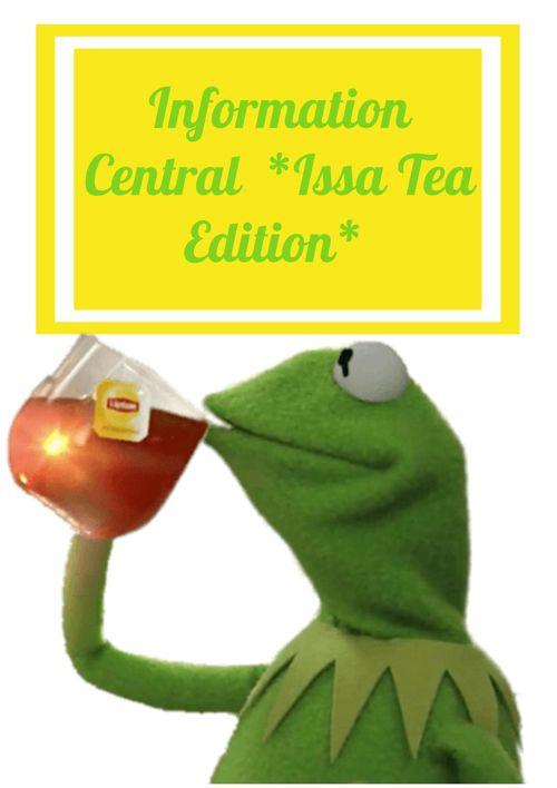 The Spillage *Tea Edition*