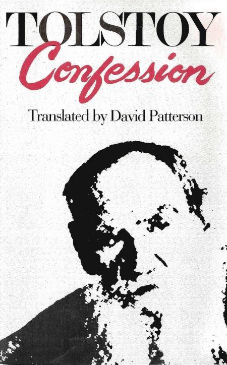 Tolstoy, Leo - Confession (Norton, 1983)