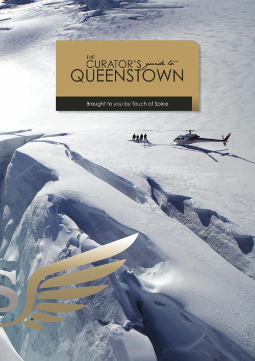 Curator's Guide to Queenstown - Winter Edition - By Touch of Spi