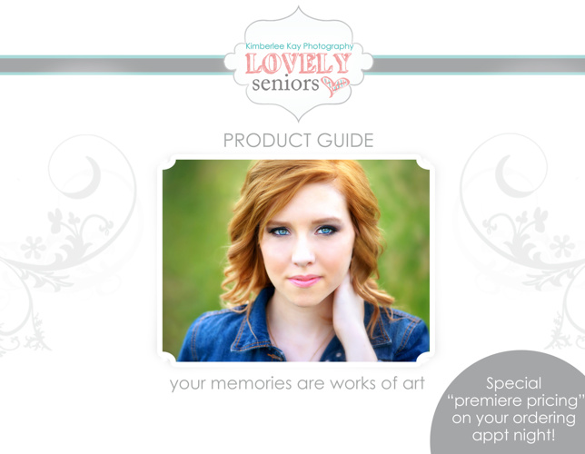 SENIOR PRODUCT GUIDE 2014