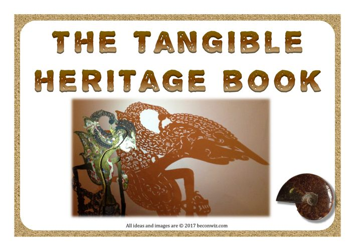 BCW FB P&T TANGIBLE Heritage Book