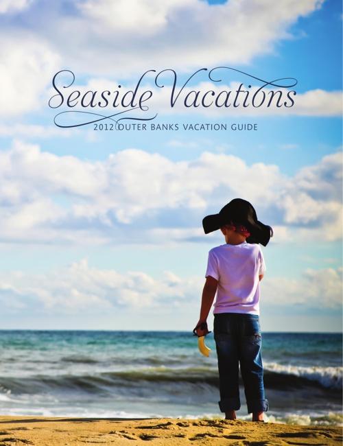 2012 Seaside Vacations Brochure