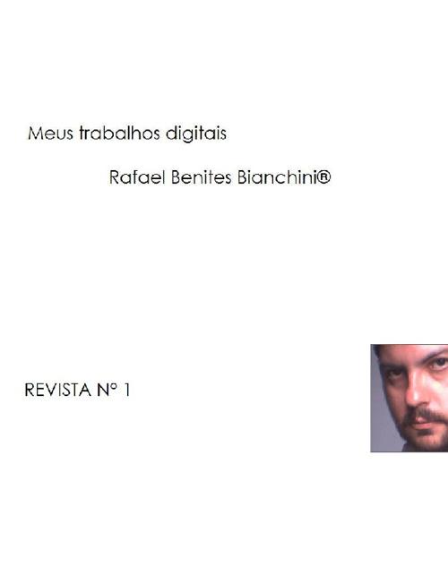 Portifólio - Rafael Benites Bianchini
