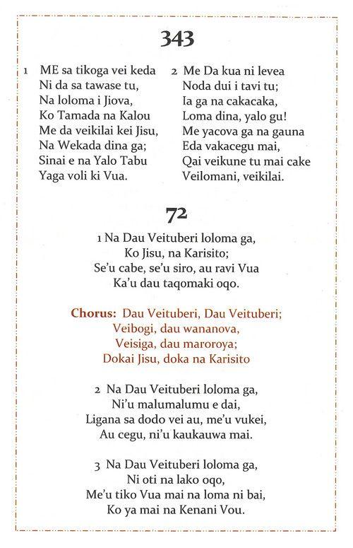 Funeral Service Program for Sikeli Kili