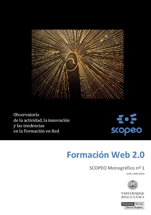 FORMACIÓN WEB 2.0