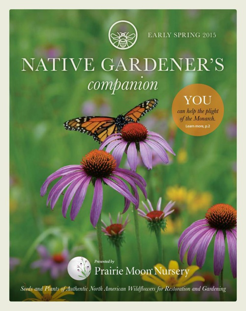 Native Gardener's Companion – Early Spring 2015