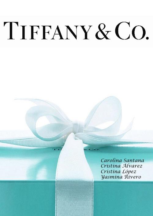 Comunicacion Tiffany&Co