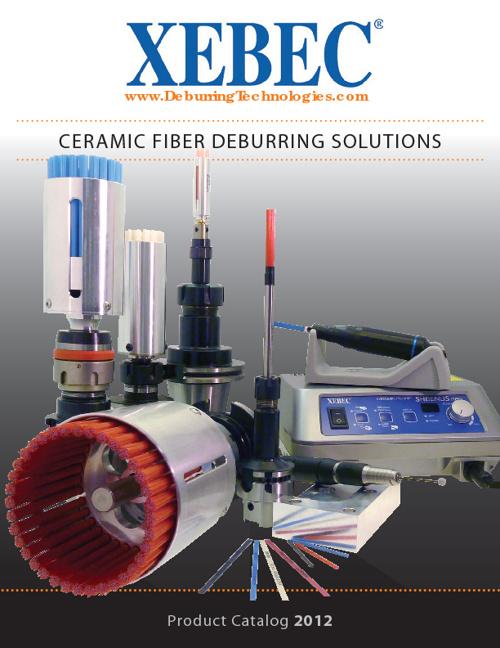 2012 XEBEC Catalog