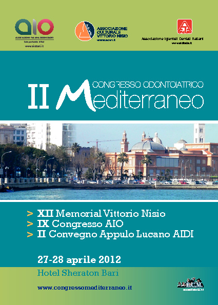 Congresso Odontoiatrico Mediterraneo