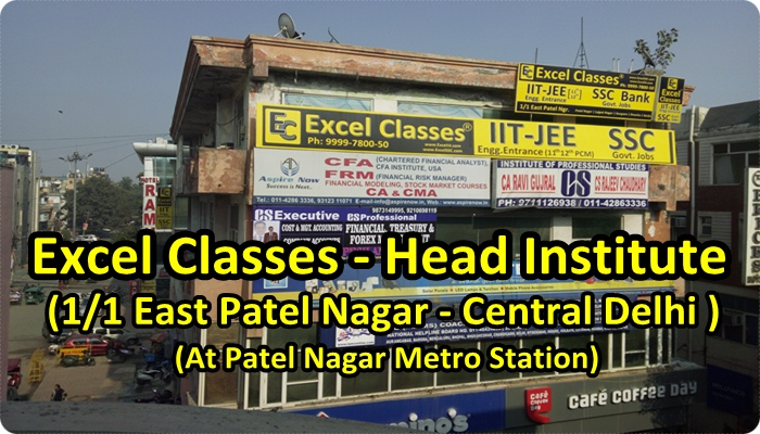 IIT Jee Coaching Institutes in delhi - IIT Jee Classes Delhi at