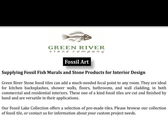 Fossil Art