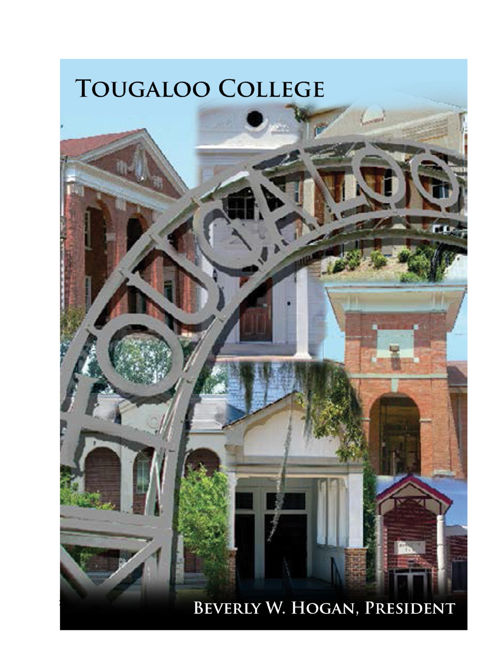 Tougaloo College Request For Funding