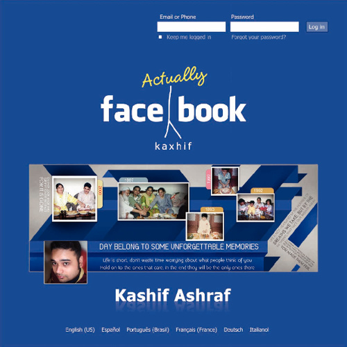 Face Actually Book