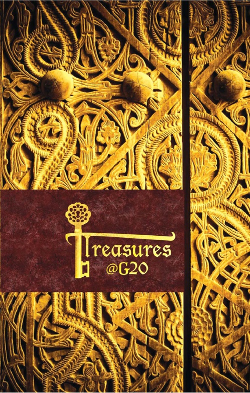 Treasures@G20 eAlbum