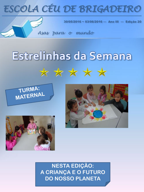 MATERNAL EDIÇÃO 21