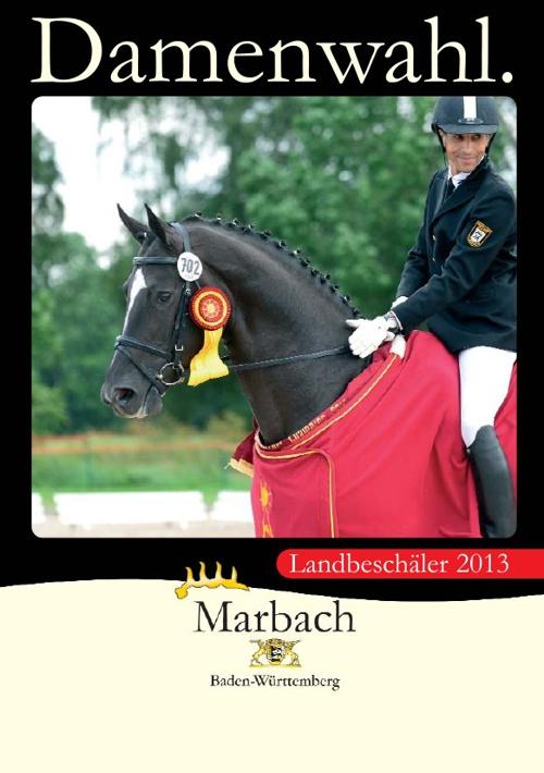 Marbacher Landbeschäler 2013
