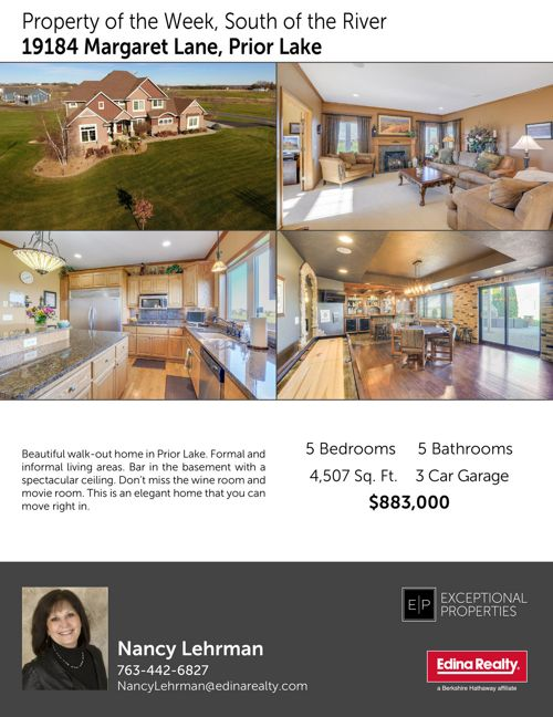 South of the River Property of the Week