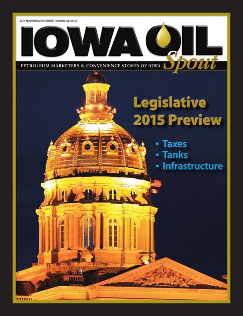 2014 Iowa Oil Spout Nov-Dec