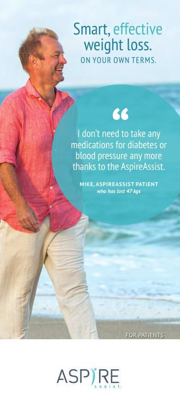 AspireAssist Brochure - For Patients