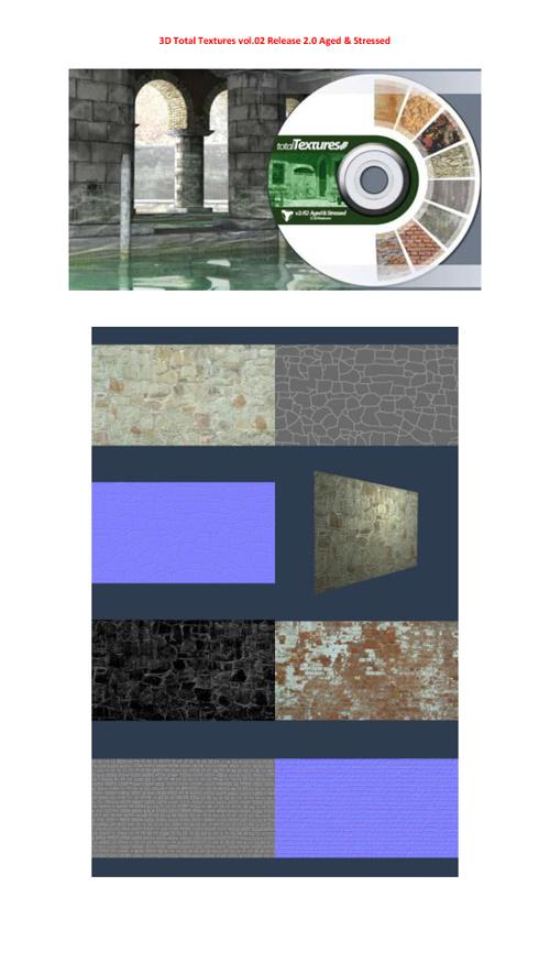3D Total Textures vol.02
