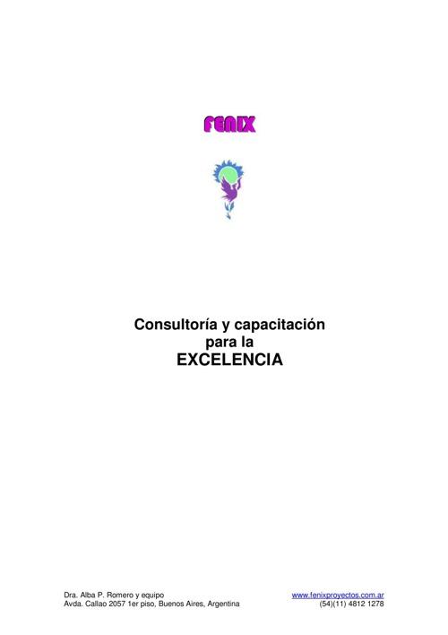 Fénix Proyectos