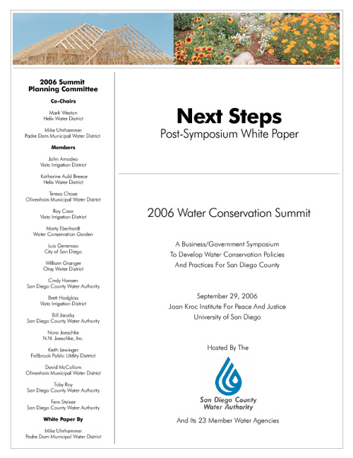 Summit White Paper