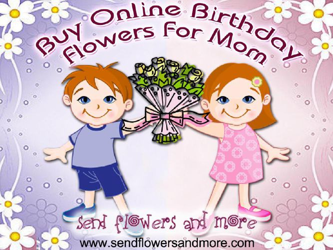 Send Birthday Flowers To Mom From SendFlowersAndMore